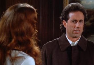 Seinfeld, sustainable fashion